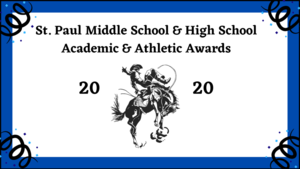 Academic and Athletic Awards